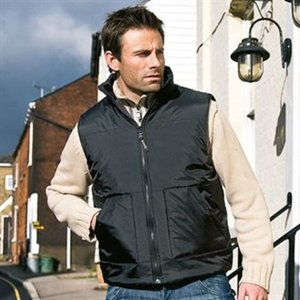 Adventure fleece lined bodywarmer