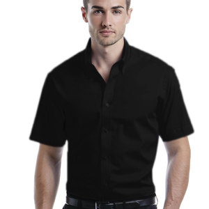 City business shirt short sleeve