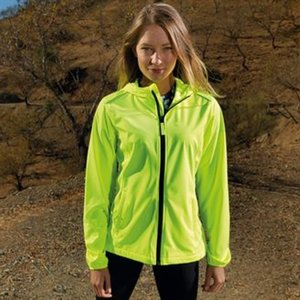 Women's ultra light TriDri® layer softshell